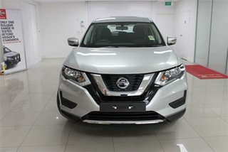 2021 Nissan X-Trail T32 ST Brilliant Silver 7 Speed Constant Variable Wagon