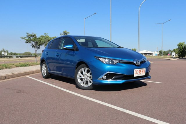 Pre-Owned Toyota Corolla Palmerston, Corolla Ascent Sport 1.8L Petrol CVT 5 Door Hatch