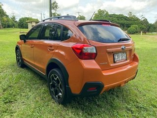 2012 Subaru Impreza MY11 XV (AWD) Orange 5 Speed Manual Hatchback