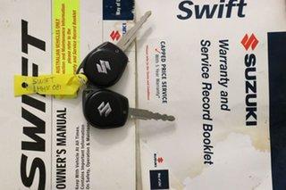 2018 Suzuki Swift AL GL Navigator Grey Continuous Variable Hatchback