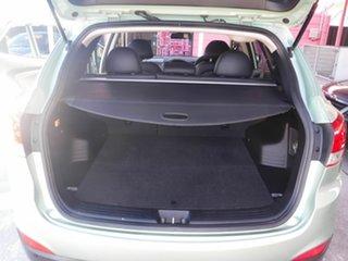 2010 Hyundai ix35 LM Elite Green 5 Speed Automatic Hatchback