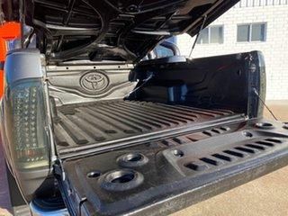 2012 Toyota Hilux KUN26R MY12 SR5 Double Cab Grey 4 Speed Automatic Utility