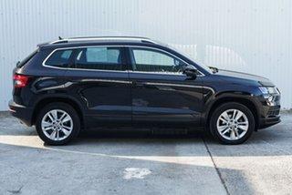 2019 Skoda Karoq NU MY20.5 110TSI DSG FWD Black 7 Speed Sports Automatic Dual Clutch Wagon