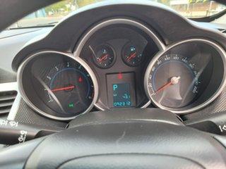 2013 Holden Cruze JH Series II MY13 CD Sportwagon Silver 6 Speed Sports Automatic Wagon