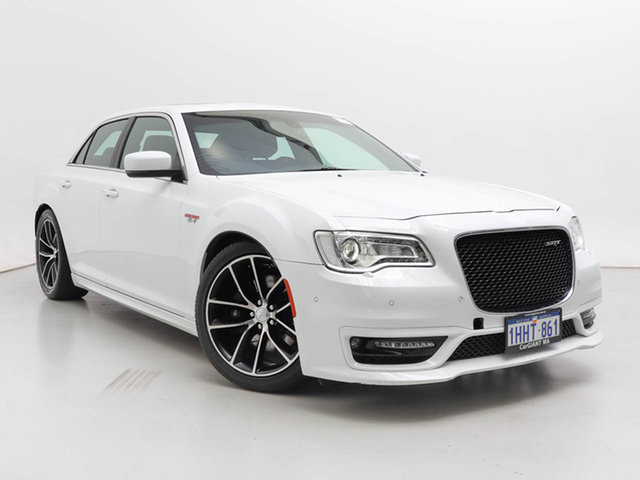Used Chrysler 300 MY17 SRT Core, 2017 Chrysler 300 MY17 SRT Core White 8 Speed Automatic Sedan