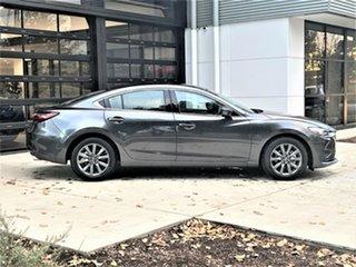 2021 Mazda 6 Sport SKYACTIV-Drive Sedan.
