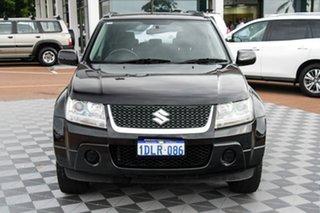 2010 Suzuki Grand Vitara JB MY09 Black 4 Speed Automatic Wagon