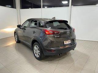 2017 Mazda CX-3 DK4W7A Maxx SKYACTIV-Drive i-ACTIV AWD Brown 6 Speed Sports Automatic Wagon.