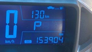2012 Holden Barina TM MY13 CDX Burgundy 6 Speed Automatic Hatchback