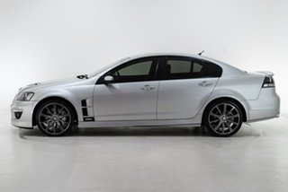 2010 Holden Special Vehicles ClubSport E Series 2 GXP Silver 6 Speed Sports Automatic Sedan