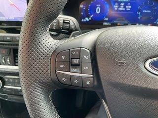 2020 Ford Puma JK 2021.25MY ST-Line V Black Metallic 7 Speed Sports Automatic Dual Clutch Wagon