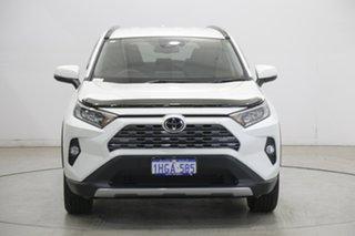 2021 Toyota RAV4 Mxaa52R GXL 2WD White 10 Speed Constant Variable Wagon.
