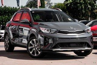 2021 Kia Stonic YB MY21 Sport FWD Grey 6 Speed Automatic Wagon.