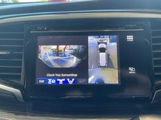 2014 Honda Odyssey RC MY14 VTi-L Black 7 Speed Constant Variable Wagon