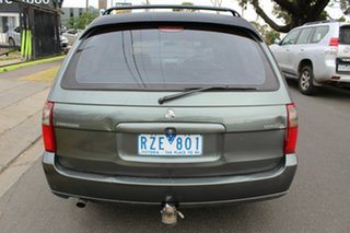 2003 Holden Commodore VY II Executive Grey 4 Speed Automatic Wagon