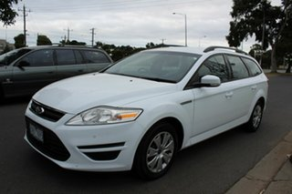 2012 Ford Mondeo MC LX White 6 Speed Sports Automatic Wagon