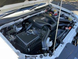 2016 Isuzu D-MAX SX White 5 Speed Manual Single Cab