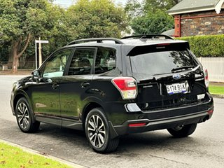 2017 Subaru Forester S4 MY18 2.5i-S CVT AWD Black 6 Speed Constant Variable Wagon