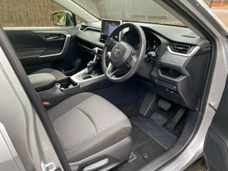 2019 Toyota RAV4 Mxaa52R GXL 2WD Silver 10 Speed Constant Variable Wagon