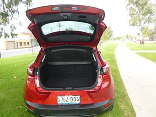 2017 Mazda CX-3 DK Neo Red Sports Automatic Wagon