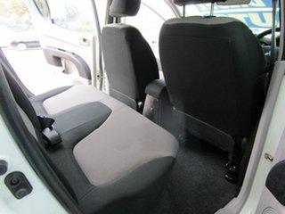 2010 Mitsubishi Triton MN MY10 GLX (4x4) White 4 Speed Automatic 4x4 Cab Chassis