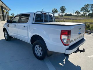 2019 Ford Ranger PX MkIII 2019.00MY XLS White 6 Speed Manual Double Cab Pick Up
