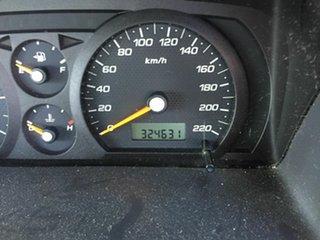 2005 Ford Territory SY TX (4x4) Silver 6 Speed Auto Seq Sportshift Wagon