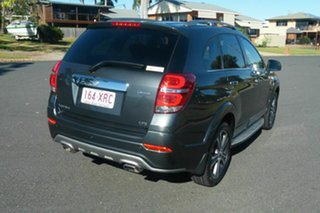 2017 Holden Captiva CG MY18 LTZ AWD Grey 6 Speed Sports Automatic Wagon.