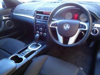 2009 Holden Commodore VE MY09.5 SV6 White 5 Speed Sports Automatic Sedan