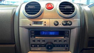 2009 Holden Colorado RC MY09 LT-R Crew Cab Grey 4 Speed Automatic Utility