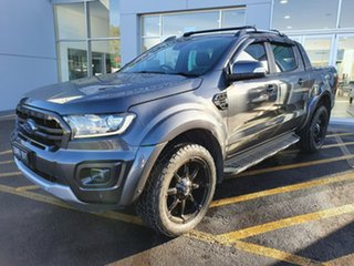 2019 Ford Ranger PX MkIII 2019.75MY Wildtrak Grey 10 Speed Sports Automatic Double Cab Pick Up.