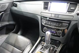 2013 Peugeot 508 Allure Black 6 Speed Sports Automatic Sedan