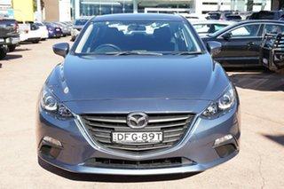 2016 Mazda 3 BM MY15 Neo Blue 6 Speed Automatic Sedan