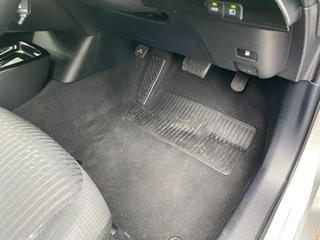 2017 Toyota Prius ZVW50R Silver 1 Speed Constant Variable Liftback Hybrid