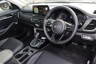 2021 Kia Seltos SP2 MY21 GT-Line DCT AWD Grey 7 Speed Sports Automatic Dual Clutch Wagon