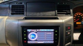 2005 Nissan Patrol GU IV MY05 ST-S 4 Speed Automatic Wagon