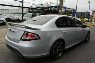 2009 Ford Falcon FG XR6 Silver 6 Speed Sports Automatic Sedan