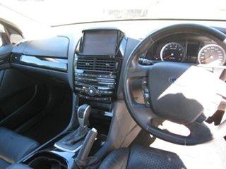 2012 Ford Falcon FG MK2 XR6 Limited Edition Orange 6 Speed Auto Seq Sportshift Utility