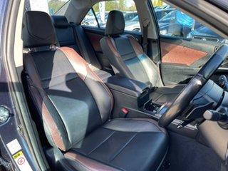 2017 Toyota Aurion GSV50R Sportivo Blue 6 Speed Sports Automatic Sedan.