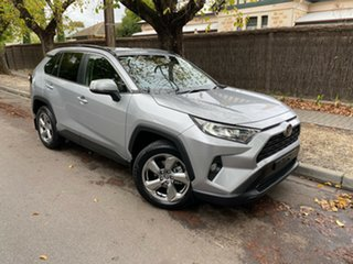 2019 Toyota RAV4 Mxaa52R GXL 2WD Silver 10 Speed Constant Variable Wagon.