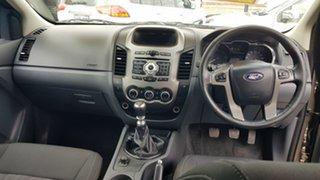 2012 Ford Ranger PX XLT 3.2 (4x4) 6 Speed Manual Dual Cab Utility