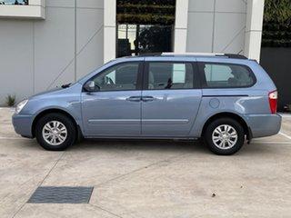 2013 Kia Grand Carnival VQ MY13 S Blue 6 Speed Sports Automatic Wagon