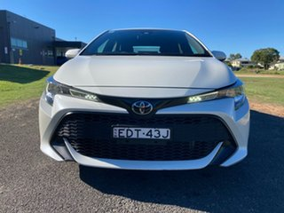 2019 Toyota Corolla Mzea12R Ascent Sport Crystal Pearl 10 Speed Constant Variable Hatchback