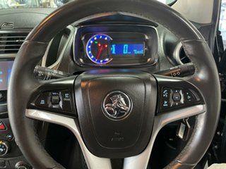 2015 Holden Trax TJ MY15 Active Black 5 Speed Manual Wagon