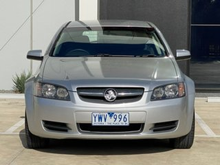 2008 Holden Commodore VE MY09 Omega Sportwagon Silver 4 Speed Automatic Wagon.
