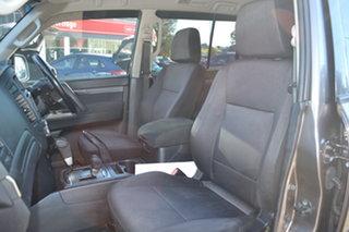 2012 Mitsubishi Pajero NW MY12 Activ Bronze 5 Speed Sports Automatic Wagon
