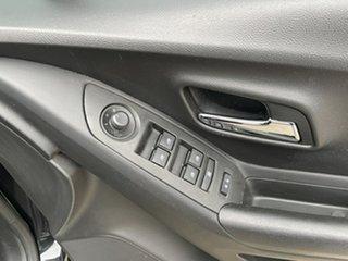 2016 Holden Trax TJ MY16 LS Black 6 Speed Automatic Wagon