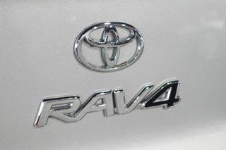 2003 Toyota RAV4 ACA21R Extreme Silver 5 Speed Manual Wagon