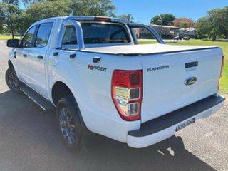 2016 Ford Ranger PX MkII XL Hi-Rider White 6 Speed Manual Utility