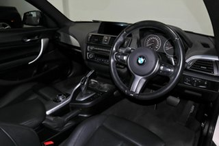 2015 BMW 2 Series F22 220i M Sport White 8 Speed Sports Automatic Coupe